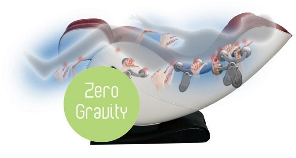 ghế massage zero gravity